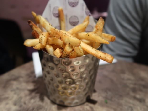 Za'atar Fries [£3.50]