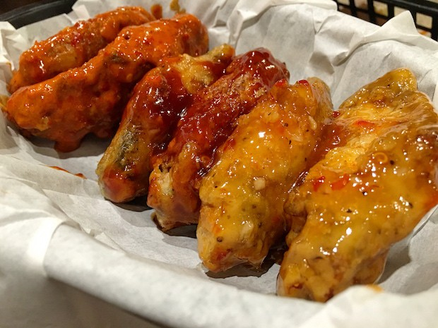 Sticky Wings [£3.95]