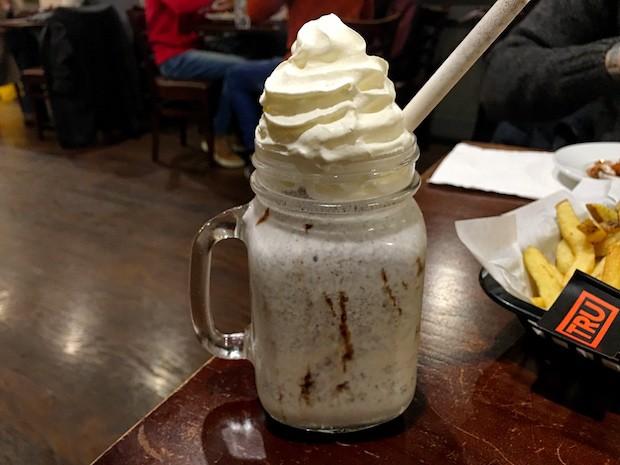 Oreo Milkshake [£3.49]