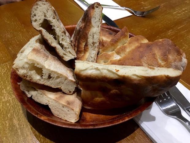 Complimentary House Bread