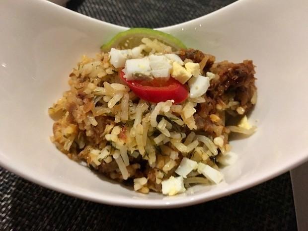 Lamb Dill Rice