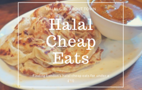 Halal Cheap Eats