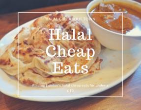 Halal Cheap Eats
