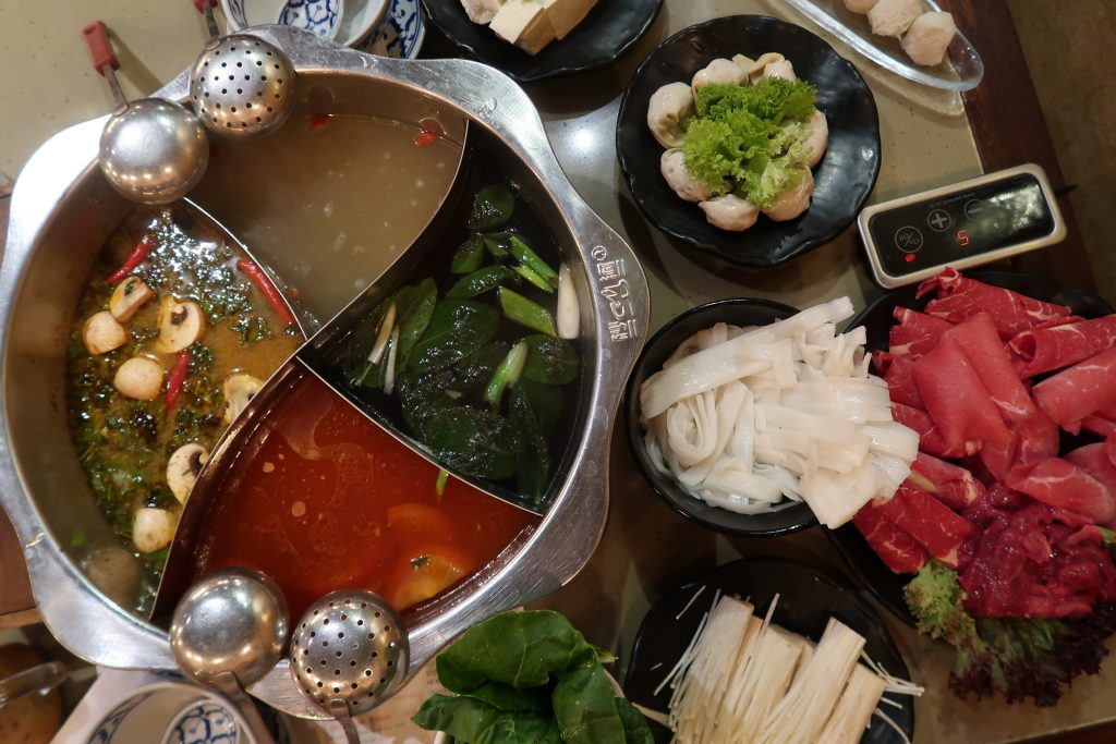 Chalida Thai Hot Pot
