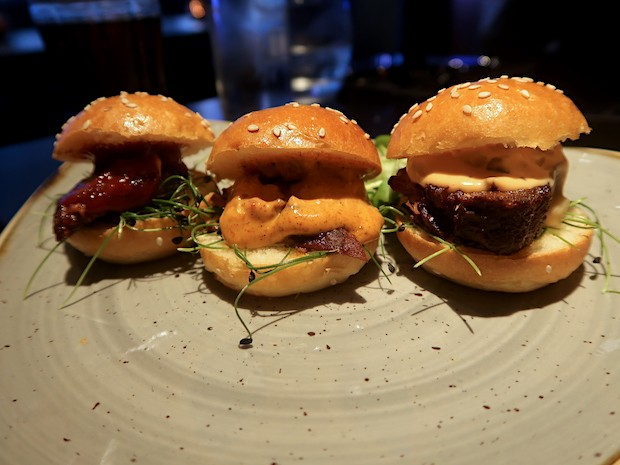 Brisket Sliders [£6.50]