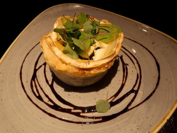 Goat Cheese Tart [£5.50]
