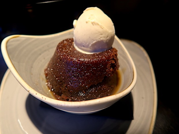 Sticky Toffee Pudding [£5.50]