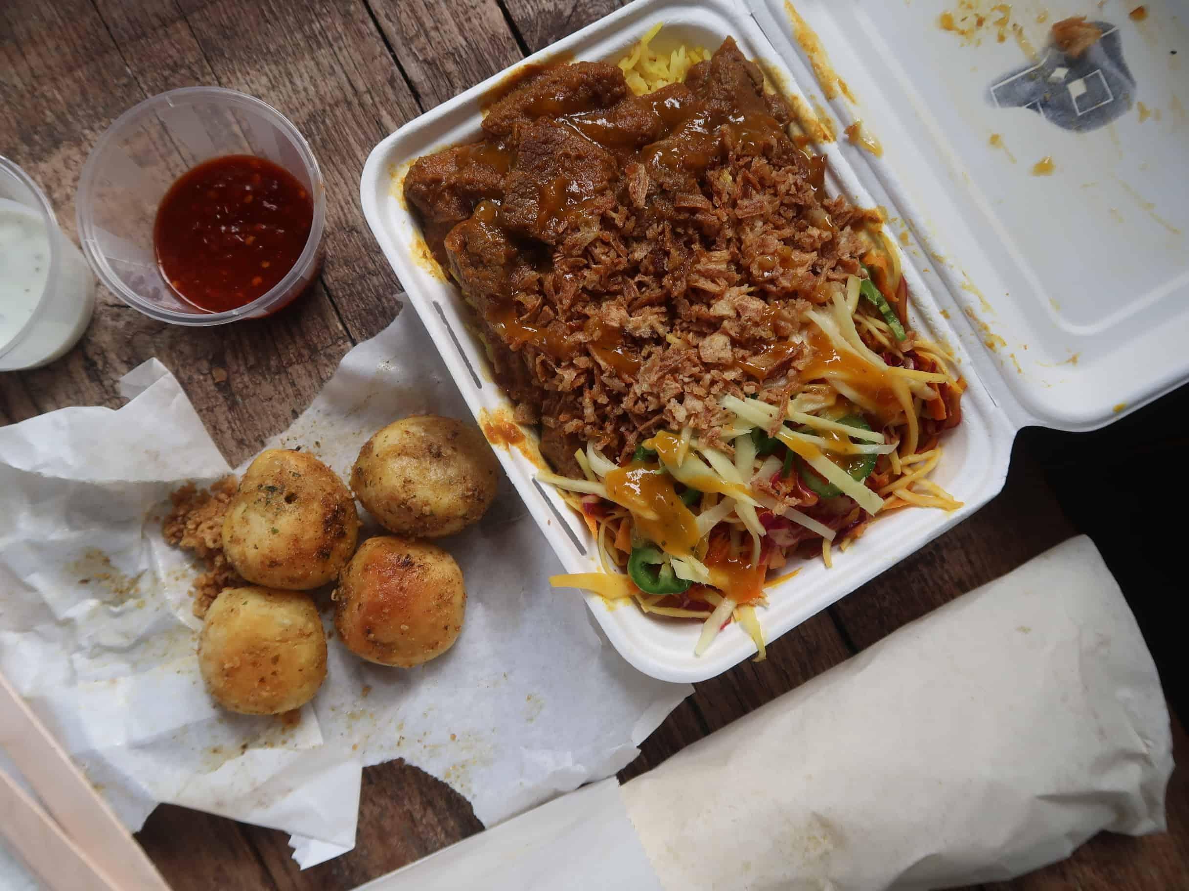 10 halal cheap eats