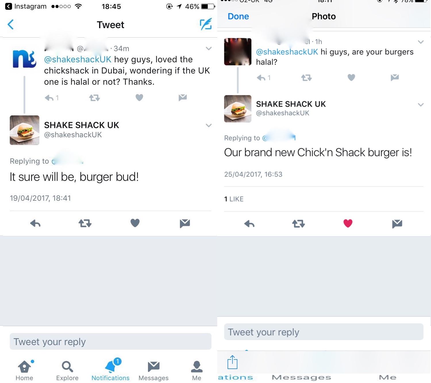 Shake Shack London is Serving Halal Chicken - Halal Girl About Town