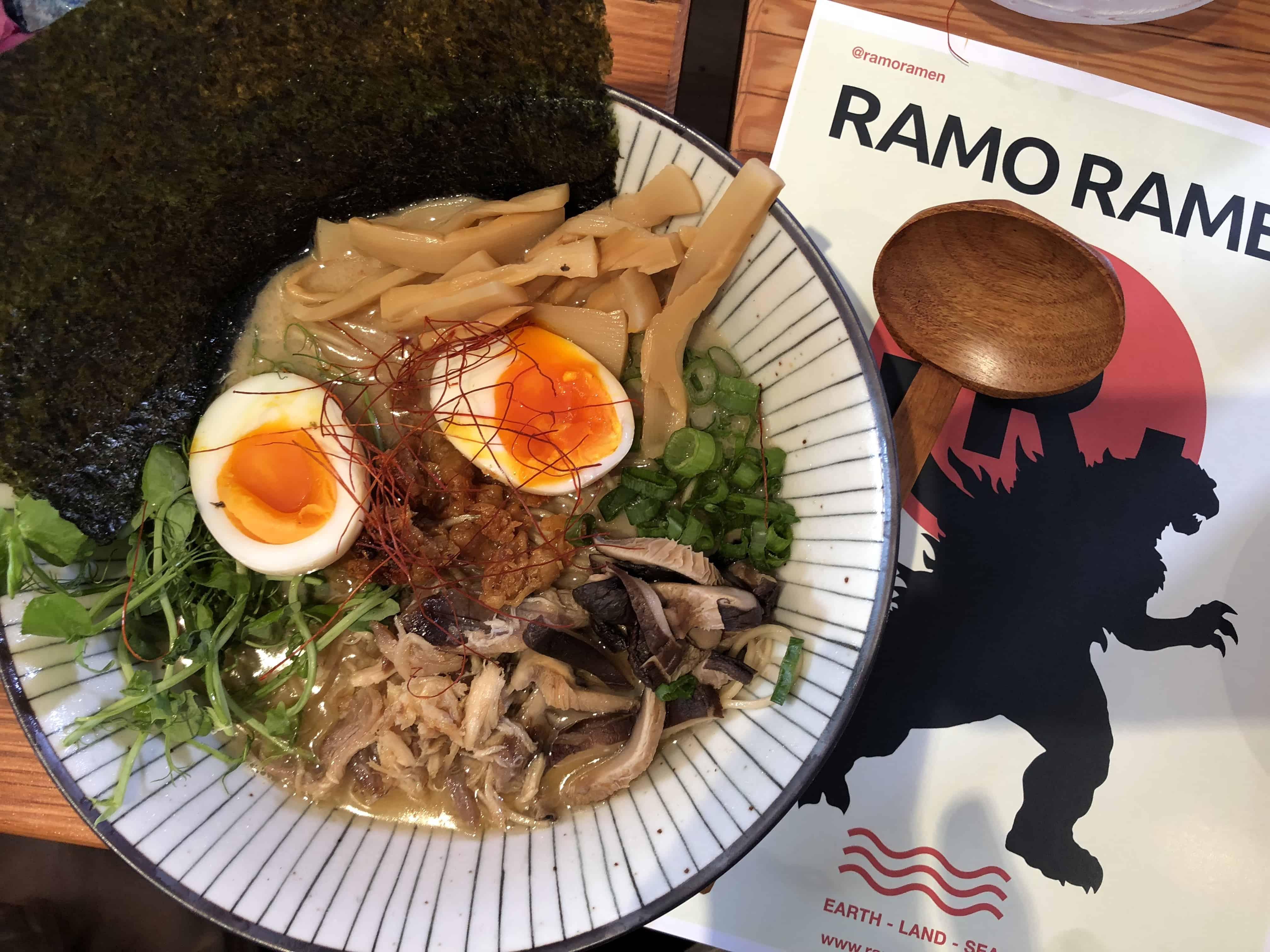 Ramo Ramen - Halal Girl About Town