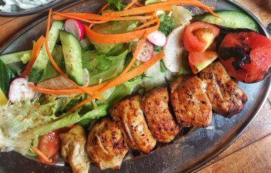 Minced Lamb Koobideh Patogh Halal Cheap Eats