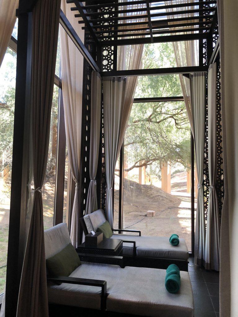 Spa Ritz Carlton Al Wadi Desert