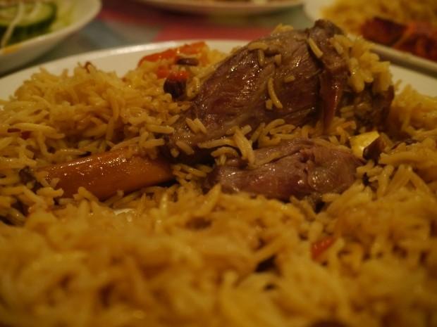 Kabuli Palow [£10.00]