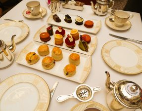 The Landmark Afternoon Tea