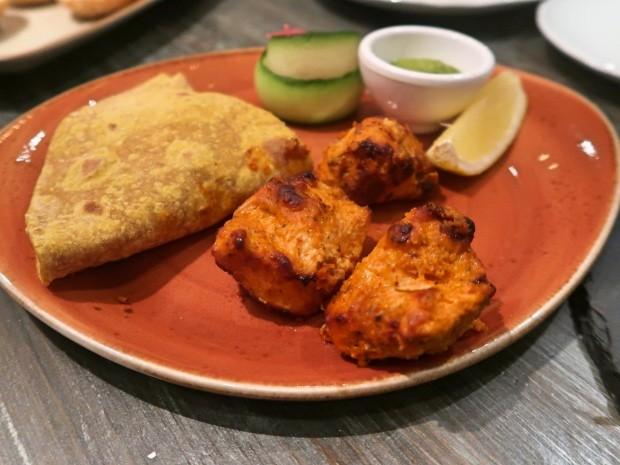 Lokhandwala Modern Classic Chicken Tikka [£9.00]