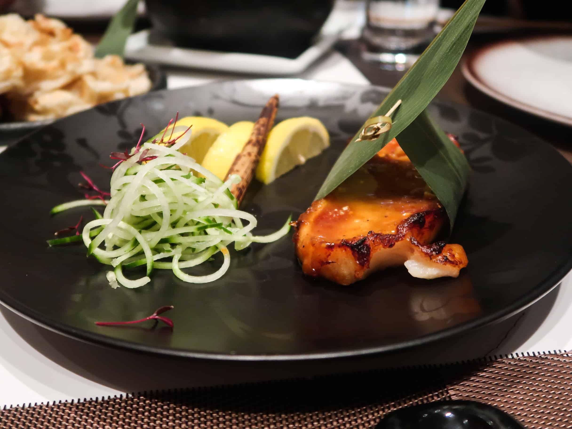 Nirvana Kitchen Chilean Seabass
