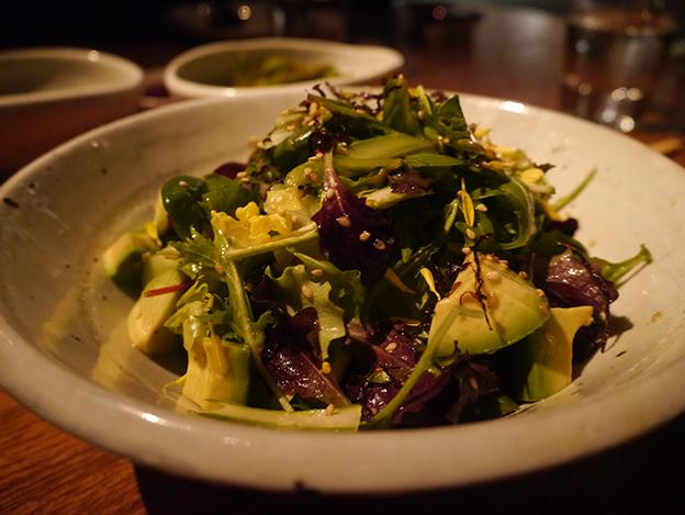 Avocado & Asparagus Salad