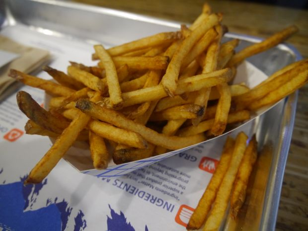 Elevation's Fries