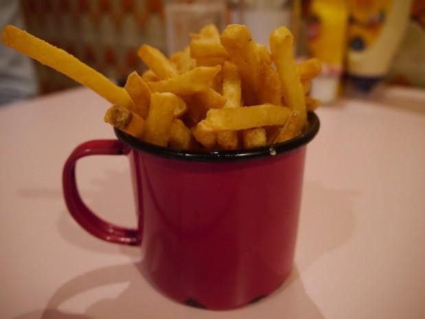 Fries [£3.50]