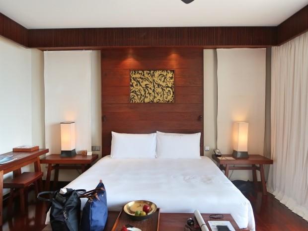 Hotel pares room