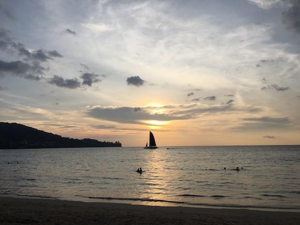Kamala Sunset