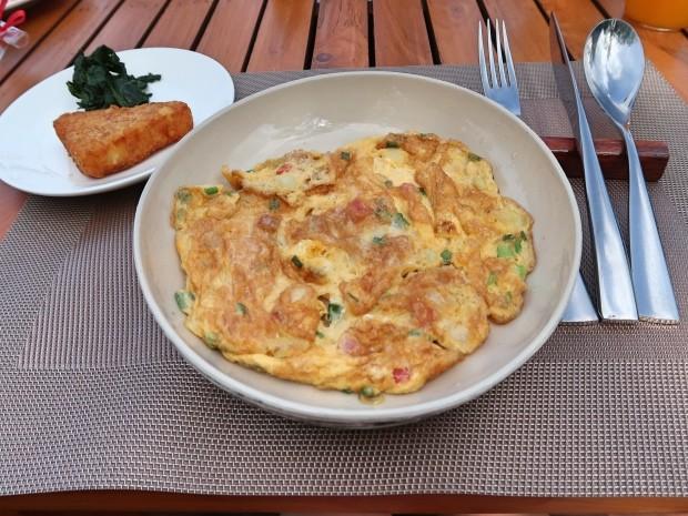 Thai Omelette