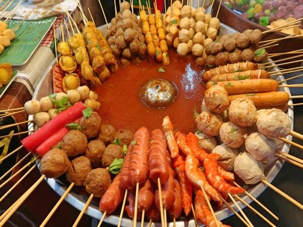 Halal Thai Sausages