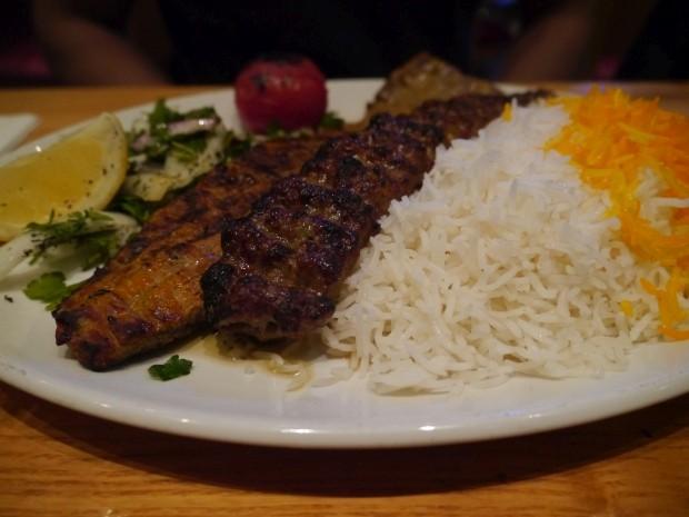 Kabab Soltani [£12.10]