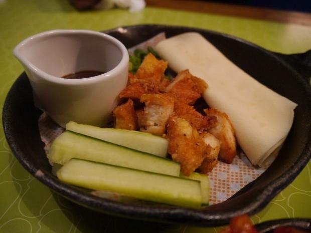 Mu Shu Crispy Fried Chicken [£7.00]