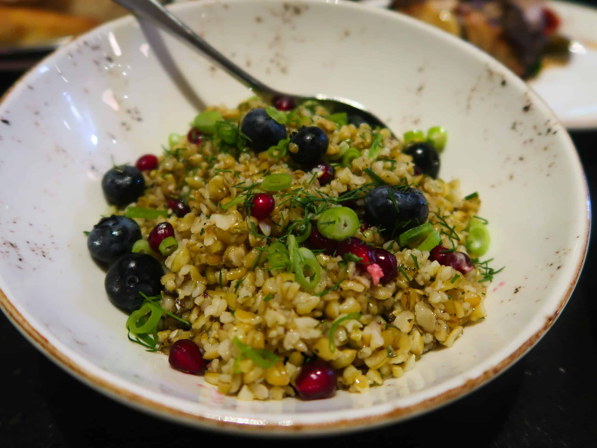 Yosma Freekeh Salad