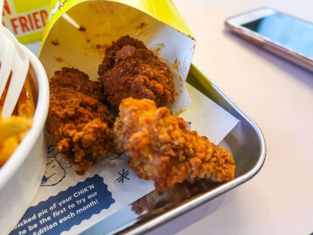 CHIKN - Halal Chicken Wings in London