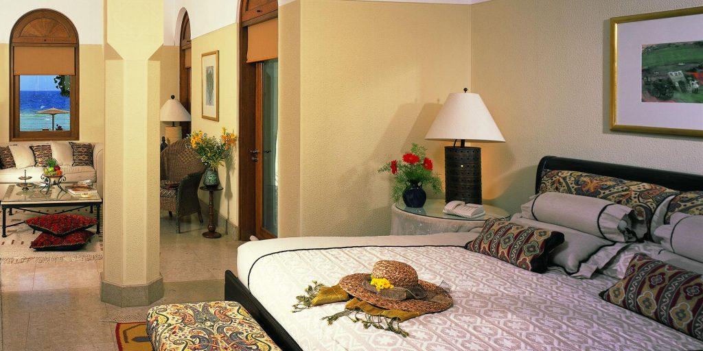 Oberoi Sahl Hasheesh Superior Deluxe Suite Hurghada
