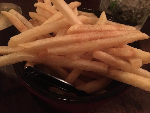 Truffle Fries [£3.80]