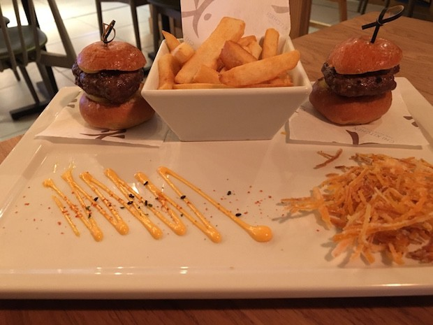 Wagyu Beef Sliders [£15.95]