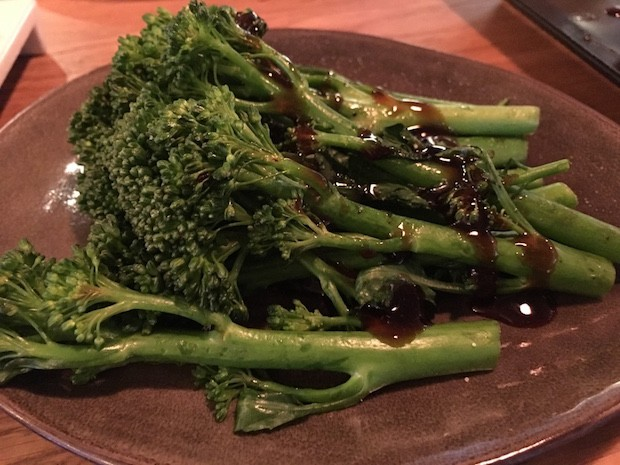 Grilled Tenderstem Broccoli [£3.95]