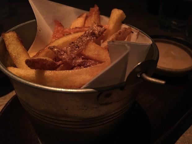 Garlic Butter Fries with Yuzu Mayo [2 x £4.95]